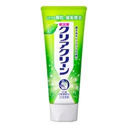 花王 クリアクリーンナチュラルミント ST 130g (医薬部外品)【J】 (歯磨き 歯磨き粉 歯みがき はみがき ハミガキ)