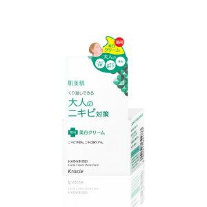 クラシエ 肌美精 大人のニキビ 薬用美白クリーム 50g