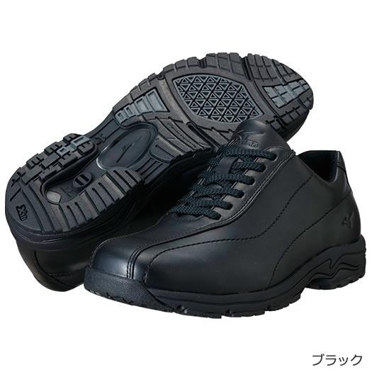 【送料無料】MIZUNO ミズノ LD40 III SW(レディース)ウォーキングシューズ [ブラック][5KF35109] MIZUNO ミズノ レディース  LD40III  女性用 ウォーキング  靴     upup7