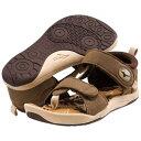 MIZUNO ミズノ リバイブ キッズ(MIZUNO REVIVE KIDS) [ブラウン][5KS23054] MIZUNO ウォーキングサンダル 子供用シューズ 靴 サンダル