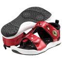 楽天健康エクスプレスMIZUNO ミズノ リバイブ キッズ(MIZUNO REVIVE KIDS) [レッド][5KS23062] MIZUNO ウォーキングサンダル 子供用シューズ 靴 サンダル upup7