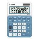 カラフル電卓 レイクブルー MW-C11A-BU-N
