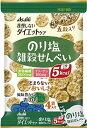 リセットボディ 雑穀せんべい のり塩味 88g