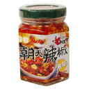 老騾子 蒜蓉朝天辣椒 にんにく入り辛味調味料 105g