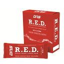 DNS(ディーエヌエス) R.E.D. レボリューショナリー エネルギー ドリンク ブラッドオレンジ風味 1箱16g x 10袋(500mL用)REVOLUTIONARY ENERGY DRINK