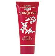 シコリーブ 薬用スキンクリーム 80g (日本オリーブ オリーブオイル 紫紺 クリーム シコンエキス 乾燥肌 保湿クリーム 肌荒れ 肌あれ しもやけ ひび あかぎれ)