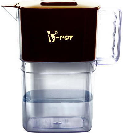V-POT矿物质净水器