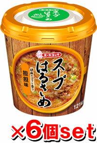 [エースコック] スープはるさめ 坦々味 x6個