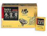 全薬工業 養生食品「参霊茸(さんれいじ)」90包入 upup7