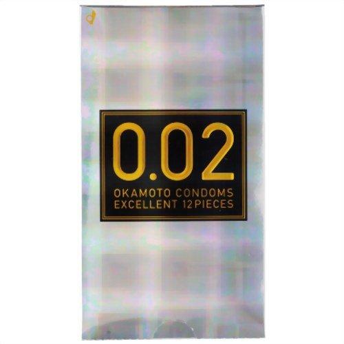 オカモトコンドームズ0.02EX(うすさ均一)12個入 コンドーム オカモト コンドーム 002 0.02mm 0.02ミリ upup7