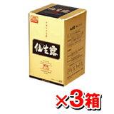 【】アガリクス茸 仙生露顆粒ゴールド 30袋入り 【3箱set】 健康食品 upup7