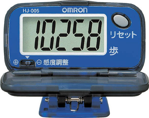 OMRON欧姆龙HJ005计步器