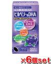 【送料無料/代引き無料】プレビジョン ビルベリー&DHA 120粒<6個セット> 健康補助食品 湧永製薬 ワクナガ wakunaga DHA サプリメント