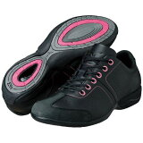 MIZUNO 美津浓 波轮圈(WAVE LIMB)女士步行鞋[黑][5KN10109]MIZUNO/美津浓/步行/体育/���外/女士用/[MIZUNO ミズノ ウエーブリム (WAVE LIMB) レディースウォーキングシューズ [ブラック][5KN10109] MIZUNO/ミ