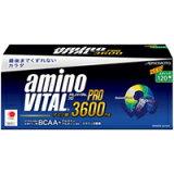 アミノバイタルプロ3600 120本入[16AM1420] (高濃度アミノ酸補給)新パッケージアミノバイタル プロ 3600 BCAA アミノ酸 グルタミン アルギニン ビタミン マルチビタミン 送料無料 スポーツサプリ サプリ