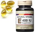 LIFE STYLE(ライフスタイル) ビタミンE400IU 100粒入[ソフトカプセル][エープライム][サプリメント][Vitamin E][0715124...