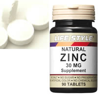 • P5 times in easy entry! Up to 14 times! 10 / 30 Up 23:59 down: LIFE STYLE (lifestyle) zinc 30 mg 90 tablets into ( zinc ) ( ZINC )