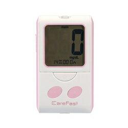 ニプロケアファストメーター1台[ピンク][血糖測定器本体](※電池セット済/取扱説明書)★血糖値測定器 血糖測定器 upup7