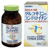 オリヒロ「グルコサミン&コンドロイチン」360粒