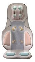 4ヶ所同時もみマッサージシート【ライフフィットFM002】送料無料医療機器認証の本格派マッサージ器冨士メディックソファや椅子に乗せるだけ4ヶ所一気にもみほぐし
