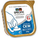 SPECIFIC スペシフィック 犬 CKW (低Naリンプロテイン) 100g 1個