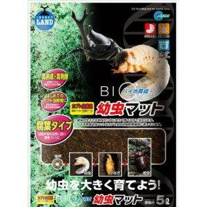 マルカン バイオ育成幼虫マット 5L M-704の商品画像