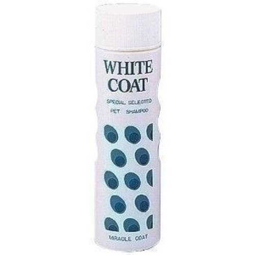 ◇ニチドウ ミラクル ホワイトシャンプー (白毛犬用)400ml