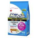 ◇ペットライン メディファス インドアキャット 1歳から 成猫用 チキン&フィッシュ味 1.4kg