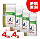 [療法食] ロイヤルカナン 猫用 pHコントロール1 フィッシュテイスト 4kg×4袋 メーカー梱包★