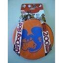 ◇スーパーキャット エアドッグソフト 200 A-83 オレンジ (犬用フリスビー)