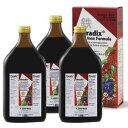 サルス社 フローラディクス3本セット +浄身粉150g+リブレフラワーブラウン500g付(玄米粉)