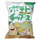 【創健社】ポテトチップス うす塩味 60g ※20個以上で別途送料必要