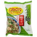 【お買上特典】(トーエー)どんぶり麺・山菜そば 78g 4食