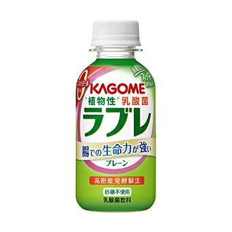 カゴメ 植物性乳酸菌ラブレプレーン130ml 12本の商品画像