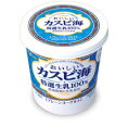 【バラ売】グリコ おいしいカスピ海特選生乳100% 400g 1個