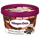【ハーゲンダッツ】ミニカップクリスプチップチョコレート6個