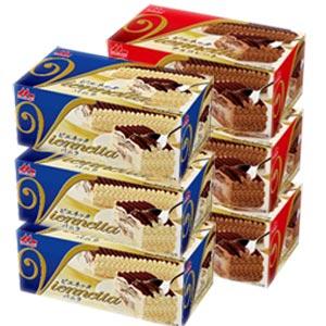 森永 ビエネッタセット (バニラ・チョコ) 6箱