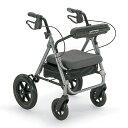 ◎【送料無料】シルバーカー(歩行車・歩行器)四輪歩行器・KW31カワムラサイクル【smtb-s】