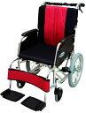 車椅子 車いす 【軽量】 【折り畳み】 介助式車椅子 インターリンクス シリウス(ナイロン
