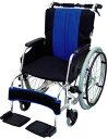 車椅子 車いす 【軽量】 【折り畳み】 自走式車椅子 インターリンクス シリウス(メッシュ