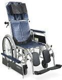 車椅子 車いす リクライニング式車椅子自走式 カワムラサイクル RR42-N(RR40-Nの後継商品です) スチール製車いす 【スチール製車椅子】 【smtb-s】
