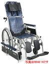 車椅子 車いす リクライニング式車椅子自走式 カワムラサイクル RR42-NB(RR40-NBの後継商