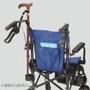 車椅子(車いす) ハンディ杖ホルダー 【ユーキ・トレーディング】 【HLP09021】