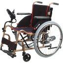 車椅子(車いす) タオライトII-m 連動クラッチあり 【アイシン精機】 【PC20M-6022N PC20M-6024N】 【送料無料】