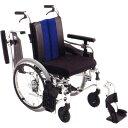 車椅子(車いす) エムエムフィット ハイ 【ミキ】 【MM-Fit Hi 20 MM-Fit Lo 20】 【プレゼント 贈り物 ギフト】【介護】