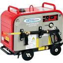【スーパー工業】 エンジン式高圧洗浄機 防音型 [SEV-2108SS],NETIS登録商品 [CG-130007-A]