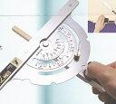 シンワ測定 丸ノコガイド定規ジャスティー クイックアジャスト300mm 78217