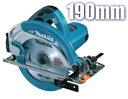 マキタ電動工具 190mm電気マルノコ  5837BASP(チップソーなし)