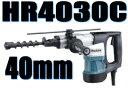 マキタ電動工具 40mmハンマードリル(六角軸シャンク) HR4030C