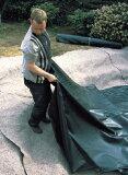 タカショー エクステリア 池づくり用 プールライナー PL-2【2.0m×2.5m×0.5mm厚】